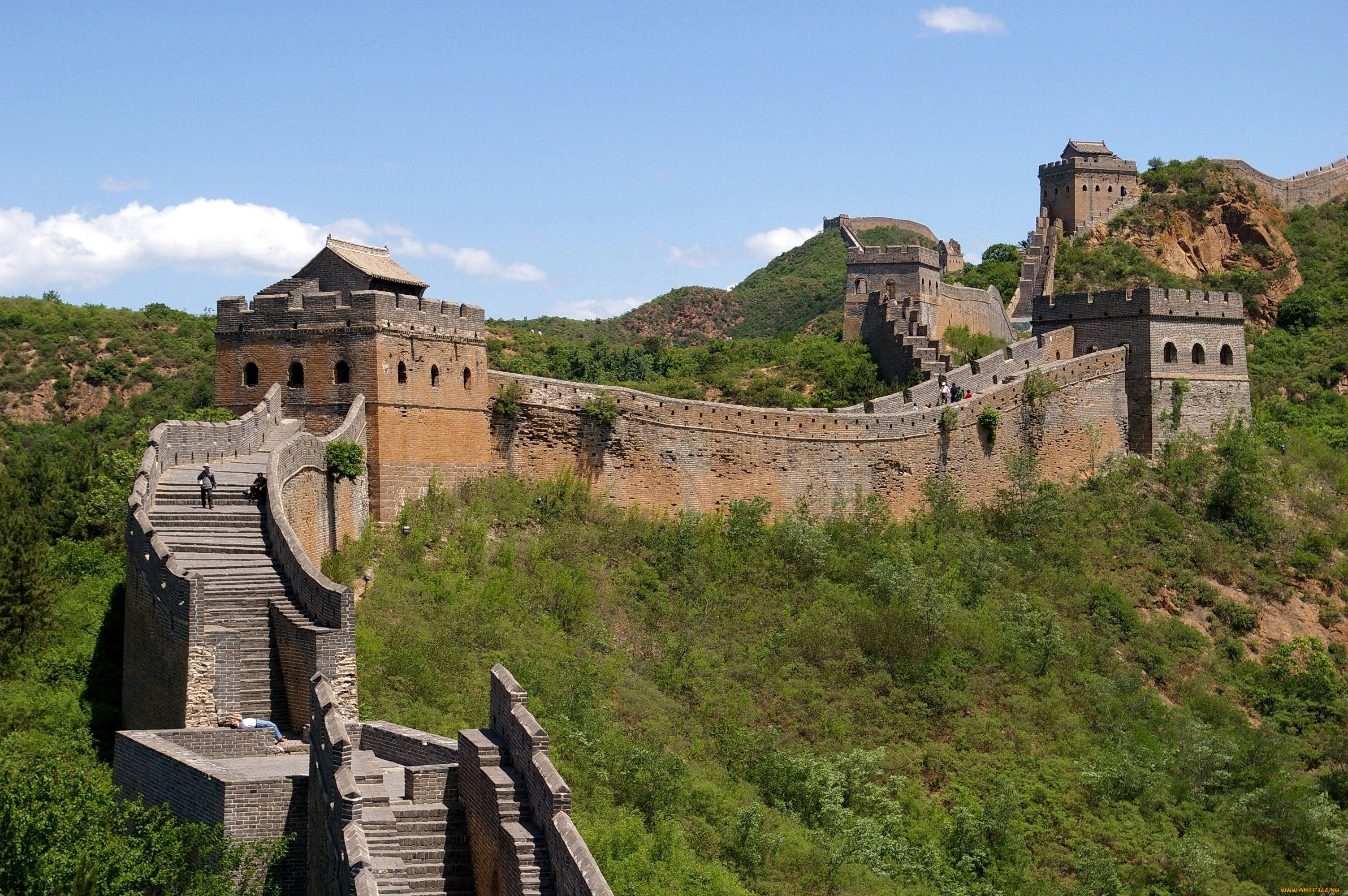 ехали китайская стена картинки счастья очень верного